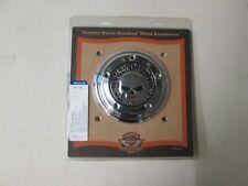 Harley Davidson Skull Willie G Air Cleaner Filter Chrome Cover Trim (29417-04)