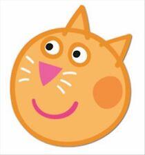 Candy Chat de Peppa Pig Officiel Amusant CARTE Simple Fête Masque Visage