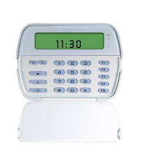 DSC Security Alarm System-RFK5501 LCD Picture Icon keypad with Wireless Receiver