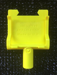 Pallet Angle Applicator Small - Pallet Angle & Lashing Strap Tool For Wash Pole