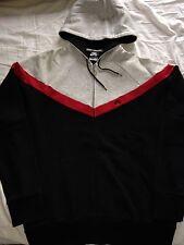 Nike SB Zip Up Hoodie Red/Grey/Black XL