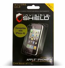 Lot of 10 Zagg Apple iPhone 4G Maximum Coverage InvisibleShield