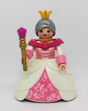 PEPYPLAYS PLAYMOBIL CUSTOM REAL REINA MADRE CON CETRO CORONA