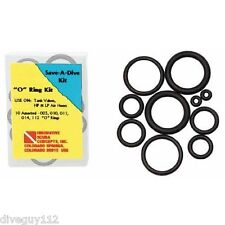 O-Ring Kit 10 Piece Save a Dive Repair Spare Replacement Scuba Diving RB0828