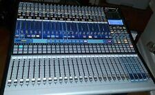 PreSonus Studiolive 24.4.2 Ai 24 channel digital mixer, live + recording console