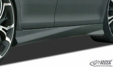 RDX Laterali VW Polo 6c gonne TUNING SPOILER BARRE IN ABS TURBO-R