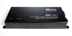 RE Audio SA1500.1 Class D Monoblock Amplifier - BRAND NEW