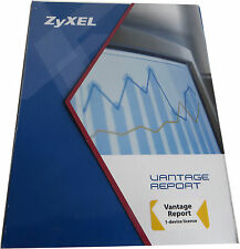 ZYXEL ZyWALL Vantage report 1 device License licenza NUOVO OVP #20