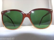 Vintage Maui Jim Sunglass with Solid Green 75% Lenses & 100% UV PROTECTION