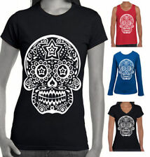 Cotton Skull T-Shirts for Women