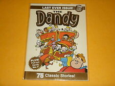 THE DANDY 'LAST EVER ISSUE!' 100 Pages w/75 Classic Stories DC Thompson 08.12.12