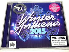 compilation, Ministry Of Sound Winter Anthems 2015, CD