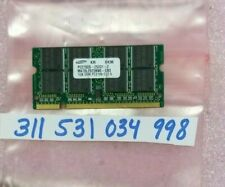 1GB 2RX8  DDR1 PC2700S  333MHZ SODIMM 200PIN  NON-ECC DUAL RANK 64X8 LAPTOP RAM