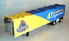 DCP MATS MID TRUCKING SHOW TRAILER ONLY MARCH 2018 LOUISVILLE 1/64 DIECAST 34130