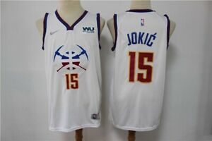 Nikola Jokic Nuggets Earned Edition jersey - 2XL