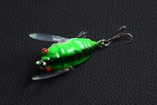 1pc  Cicada Proberos 4cm/6.5g Fishing tackle peche Hard Lure Wobblers bait bass
