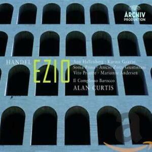 Handel: Ezio - Music CD -  -  2009-05-12 - Archiv Produktion - Very Good - Audio
