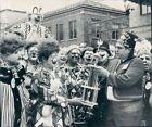 1970 Press Photo Ararat Shriner's Clowns Kansas City