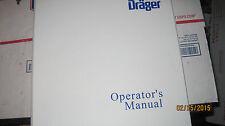 DRAGER Narkomed MANUAL   Lot A613