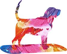 More details for bloodhound ornament gift idea hound statue dog art blood hound