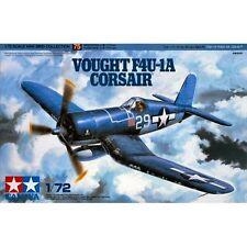 TAMIYA 60775 Vought F4U-1A Corsair 1/72 SCALA KIT MODELLINO IN PLASTICA