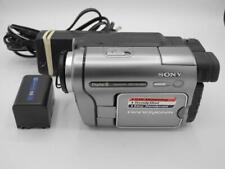 Sony Handycam Dcr-Trv280 Digital 8 Hi8 8mm Camcorder - Tested and Works