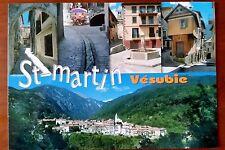 """lot 9 Cartes Postales neuves Parc National du Mercantour """"St Martin Vésubie"""""""