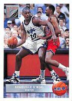 1992-93 Upper Deck McDonald's Basketball #P43 Shaquille O'Neal Orlando Magic