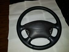 Ford AU,EF,EL, XR6 Leather steering wheel Fairlane Falcon switches and air bag