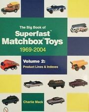 LIVRE : SUPERFAST MATCHBOX TOYS VOLUME 2