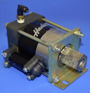 HASKEL MS-110 Air Driven Liquid Pump 10.000 PSI MAX 1/3 HP