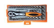 Kit 40 utensili chiavi a bussola in custodia fai da te