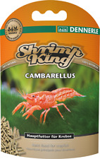 Dennerle Shrimp King Cambarellus Flusskrebsfutter Krebsfutter Futter für CPO
