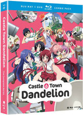 Castle Town Dandelion: The Complete Series [New Blu-ray] With DVD, Boxed Set,