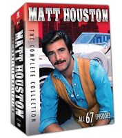 MATT HOUSTON - THE COMPLETE COLLECTION -  DVD - REGION 1 - sealed
