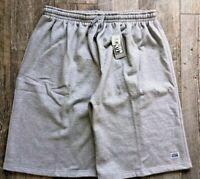 Size 3XL,4XL,5XL7XL Gray New Pro Club Cotton Shorts w// One Side Pocket