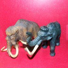Schleich Mammut + Bullyland  Mammut.