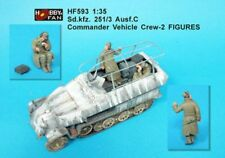 Equipage pour SdKfz 251/3 Ausf C 1/35 HobbyFan