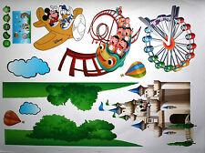 Disney Mickey Mouse Décalques ENFANTS / bébé sticker artistique