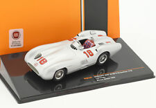 1 43 Ixo Mercedes W196 R GP Monza World Champion Fangio 1955