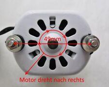 Klein Nähmaschinen motor 120W ( weiss , richtung rechts )