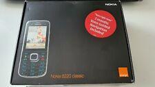 Nokia Classic 6220 - Purple (Orange) Mobile Phone Sealed