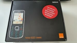 Nokia Classic 6220 - Purple (Orange) Mobile Phone Sealed