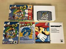 Snowboard Kids 2 Complete Nintendo 64 N64 CIB Very Good Game II Atlus