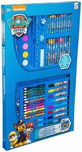 PAW Patrol 68 piece Art Case Multi Colour - Children's Colouring Stationary Set