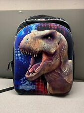 Jurassic World 3D Dinosaur Backpack School Book Bag Kids