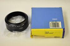 Nikon HN-26 lens hood for their 62mm Circular Polarizer. New