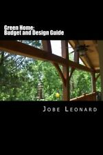Green Home by Jobe Leonard (2014, Paperback, Large Type)