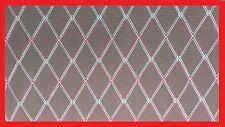 Genuine Vox ac30 brown diamond grill cloth