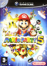 GAMECUBE/Wii: ~ MARIO PARTY 5 ~ {Complete}  <<<<<  RARE GAME *** IN DEMAND >>>>>